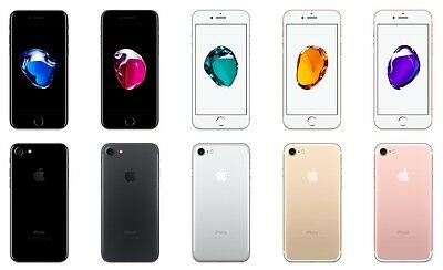 Apple iPhone 7 Smartphone (11,9 cm (4,7 Zoll), iOS 10)