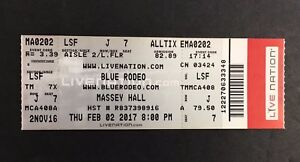 2017-Gord-Downie-Last-Stage-Performance-w-Blue-Rodeo-Massey-Hall-Concert-Ticket