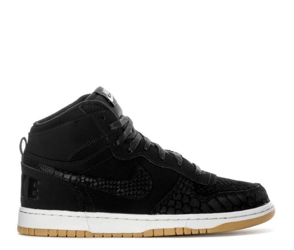 New Nike Men's Big Nike High Black/Black/Pure Lux Shoes (854165-001)  Black/Black/Pure High Platinum 505957