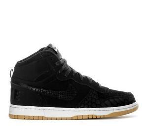 ef97e3fb4500 New Nike Men s Big Nike High Lux Shoes (854165-001) Black Black Pure ...