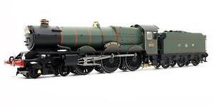 HORNBY 'OO' GAUGE R3516 GWR 4-6-0 'KING GEORGE III' STEAM LOCO DCC SOUND