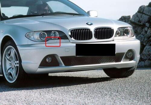 BMW NUOVO ORIGINALE e46 3 Coupe Cabrio 03-07 O//S Destro Rondella Coprire Cap 7069428