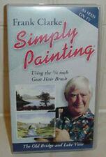 Simply Painting Watercolour Video - Frank Clarke BRIDGE