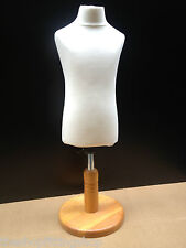 CHILDRENS AGE 2/4 Dressmaking Mannequin Tailors Display Dummy Dressmakers