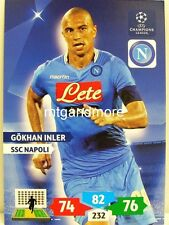 Adrenalyn XL Champions League 13/14 - Gökhan Inler - SSC Napoli