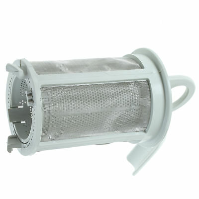 CURRYS ESSENTIAL Genuine Dishwasher Central Course Filter Light Grey