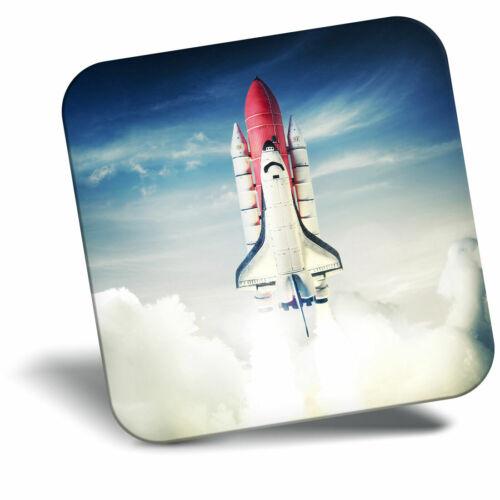 Super Aimant de réfrigérateur-Navette Spatiale Fusée Espace NASA Cool Cadeau #8204