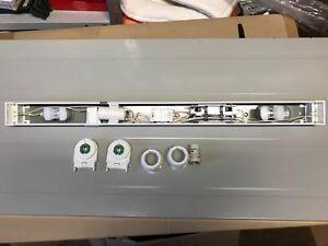 Plafoniere Da Incasso Disano : Rapid system t8 6401 fl 1x18 cnr bianco disano 2380.40 plafoniera
