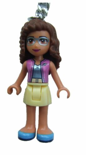 2019 version 853883 Keyring Lego Friends Olivia