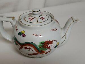 Chinese-Red-Dragon-Tea-Pot-Vintage-T-M-839569