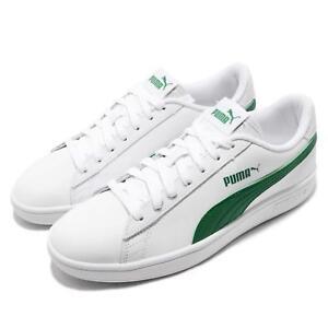03985594260 Puma Smash V2 L White Amazon Green Men Women Casual Shoes Sneakers ...