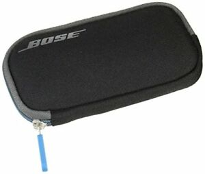 e0d66a254c4 BOSE QUIETCOMFORT 20 HEADPHONES CARRYING CASE BLACK 4969929242327 | eBay