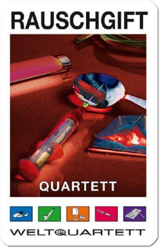 Sugli stupefacenti quartetto mondo quartetto /> Nuovo /> cocaina oppio PCP Cannabis Eroina ectasy LS