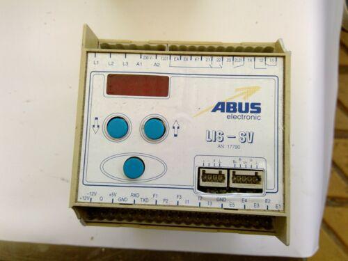 ABUS Electronic LIS-SV AN:17790