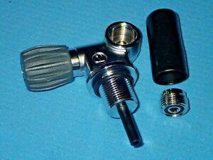 Apeks Mono-Ventil, Abgang DIN 5/8 und INT Adapter, neu,%