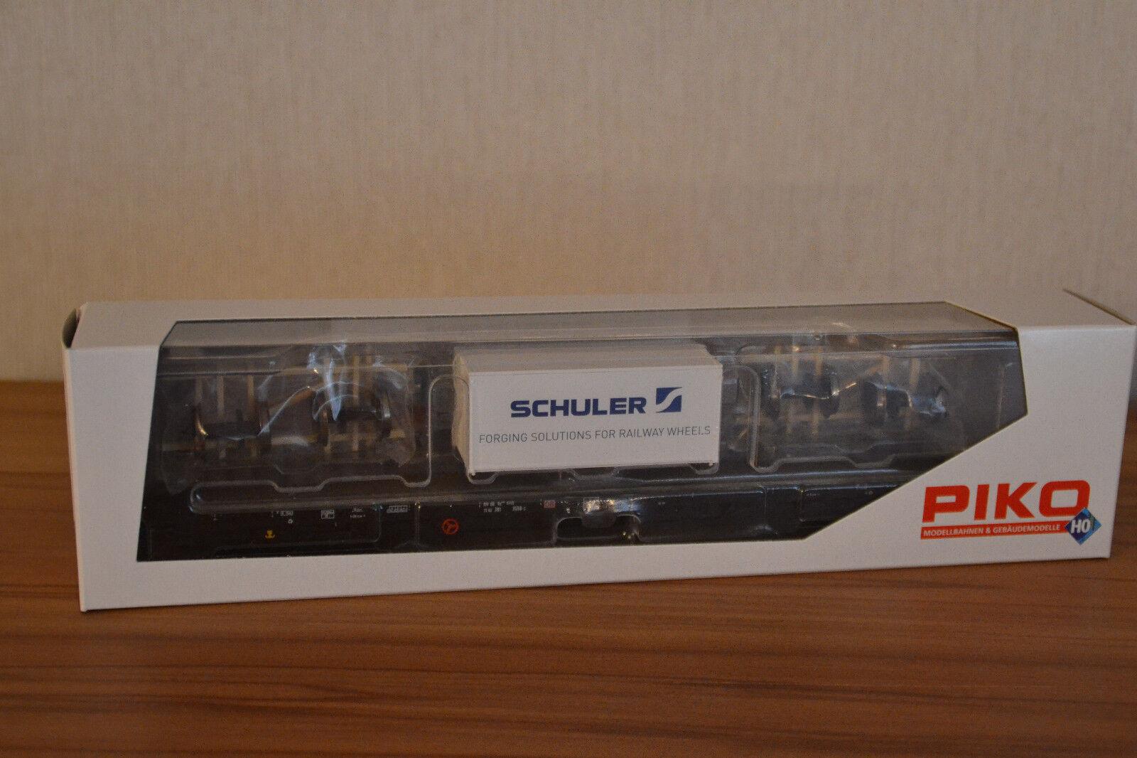 Schuler Güterwagen NEU OVP Selten und RAR  | Ausgezeichnete Leistung
