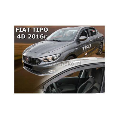 DEFLECTORES DE VIENTO FIAT TIPO DESDE 2016