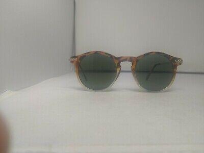 "NEW QUAY AUSTRALIA /""Walk On/"" QU-000315 Coffee//Brown Fade Polarized Sunglasses"