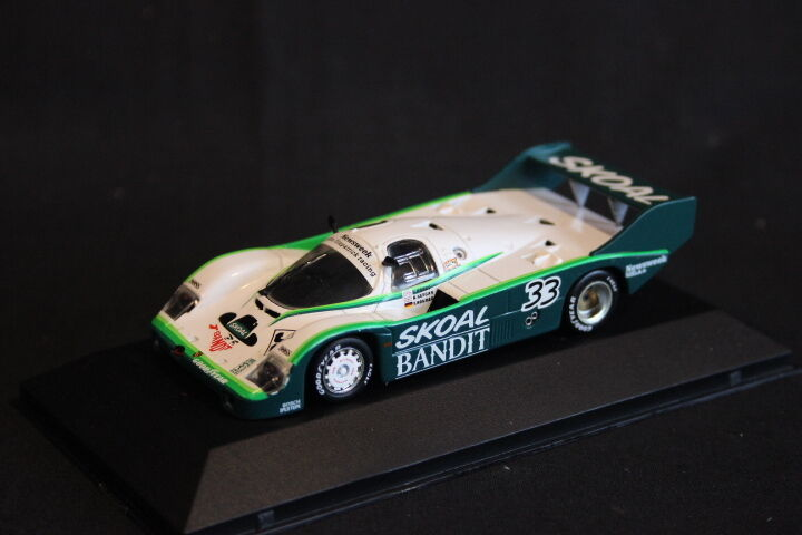 Quartzo Porsche 956 Short Tail 1984 Hobbs   Keegan   Konrad Mosport (HB)