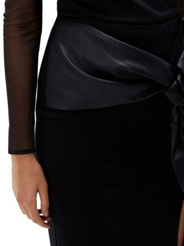 Black Coast Brand New With Tag Lui Pencil Skirt Size 12 or Size 14