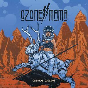 OZONE-MAMA-COSMOS-CALLING-VINYL-LP-NEU