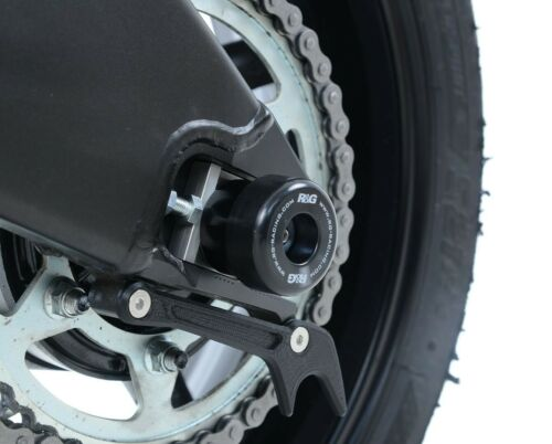 Yamaha YZF-R1 2009-2018 /& YZF-R6 2006-2018 R/&G Racing swingarm protectors bungs