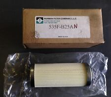 Norman Filter Company,Part # 535FB25AN, Replacement Hydraulic Filter Element