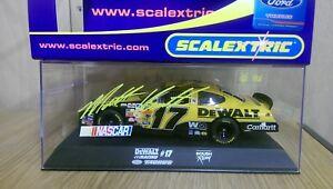 SCALEXTRIC C2594 Roush Racing Ford Taurus No.17 DeWalt Matt Kenseth
