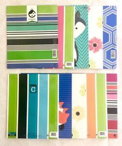 8-PACK-2-Pocket-Folders-Assted-Colors-12-034-x-9-5-034
