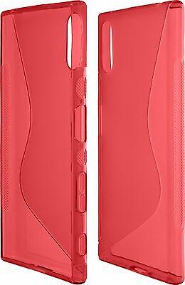 Hülle für Sony Xperia XZs (S-Style) Schutzhülle Tasche Cover TPU-S - Farbwahl