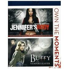 Jennifers Body/Buffy the Vampire Slayer (Blu-ray Disc, 2012) New