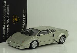Image Is Loading 1988 Lamborghini Countach  LP500 25th Anniversary LAST PRODUCED