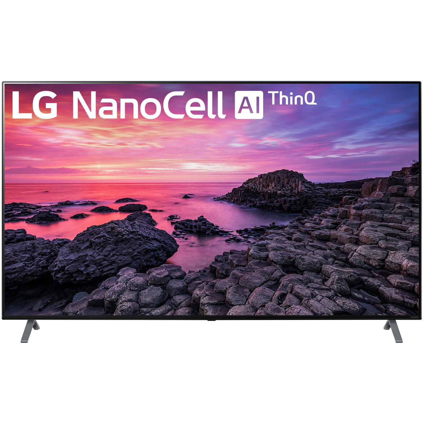 LG 75 NanoCell 90 Series 4K UHD HDR Smart TV - 2020 Model. Available Now for 1696.99