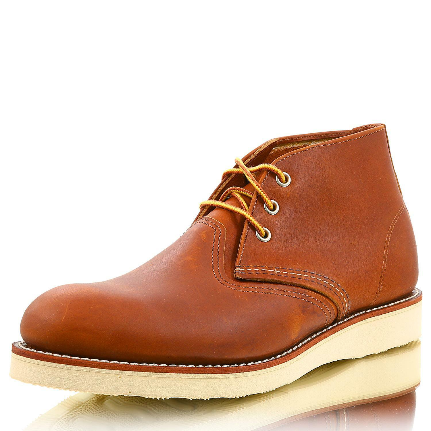 Red Wing Wing Wing 3140 WORK CHUKKA oro-ginal fc63a7