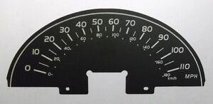 Lockwood-Toyota-Estima-amp-Previa-KHM-to-MPH-Dial-Conversion-Kit-C912