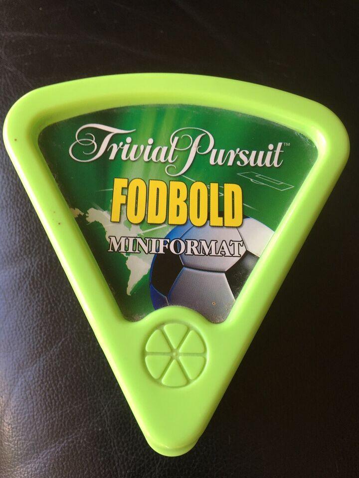 Fodbold trivial pursuit , quizspil