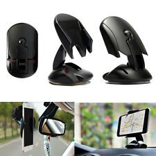 360° Universal In Car Windscreen Cell Mobile Phone GPS Mount Holder Stand Cradle