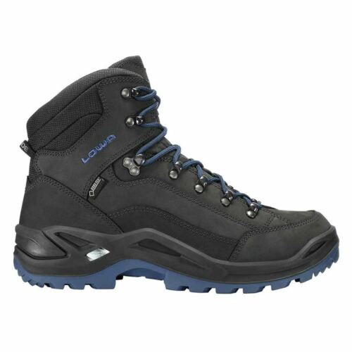 Lowa Renegade Gore-Tex Mid antracite Homme Bottes