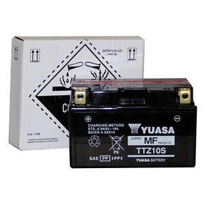 BJ 1998-2001 Batterie Lithium-Ionen Suzuki GSX 600 F 78//34 PS 57//25 kw