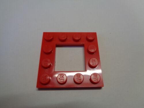 choose color LEGO Plaque évidée Plate 4 x 4 with Open Center 64799