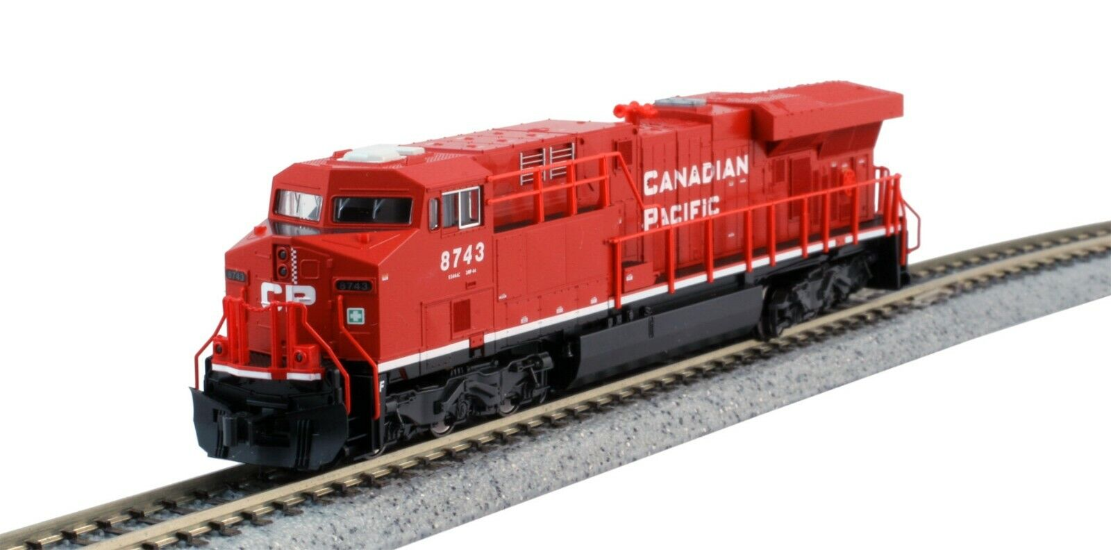 sport caldi KATO 176-8935, N Scale, ES44AC Canadian Pacific CP  8743, 8743, 8743, 1768935  n ° 1 online