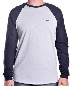 Vans-Men-039-s-Strike-Out-Raglan-Tee-Shirt-Choose-Color-amp-Size