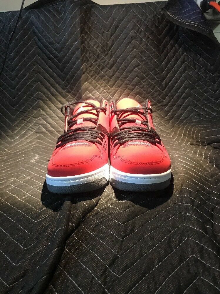 Brand New Nike Jordan Flight23 Men's sneakers 317820 601 Red Comfortable Comfortable and good-looking