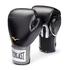 Everlast Pro Style Training Gloves Black 16 oz.