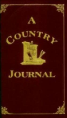 Country Journal, Paperback by Grayson, David, Brand New, Free shipping in the US