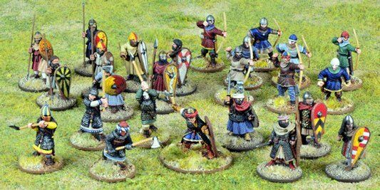 Crusader Starter Warband (Foot) - Gripping Beast CCSB02 - free post P3