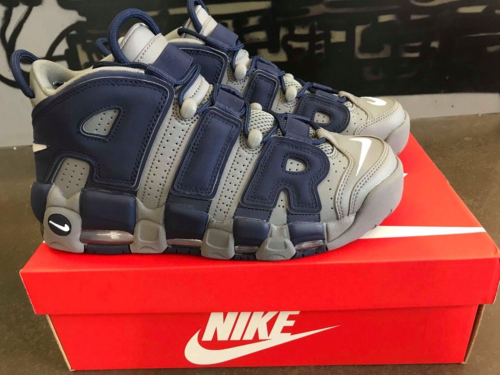 Nike Nike HOYAS Air More Uptempo 96 HOYAS Nike Nike GEORGETOWN 921948 003 Para 0068af
