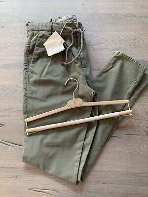 Brunello Cucinelli Coulisse Interna Jogpants Cargo Travel Pantaloni Pants Trousers Jeans 44-mostra Il Titolo Originale
