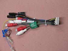 Pioneer Avic-N1 Avic-N2 Avic-N3 Avic-X1 Avic-X1r Avic-X1bt Harness RCA AV Cable