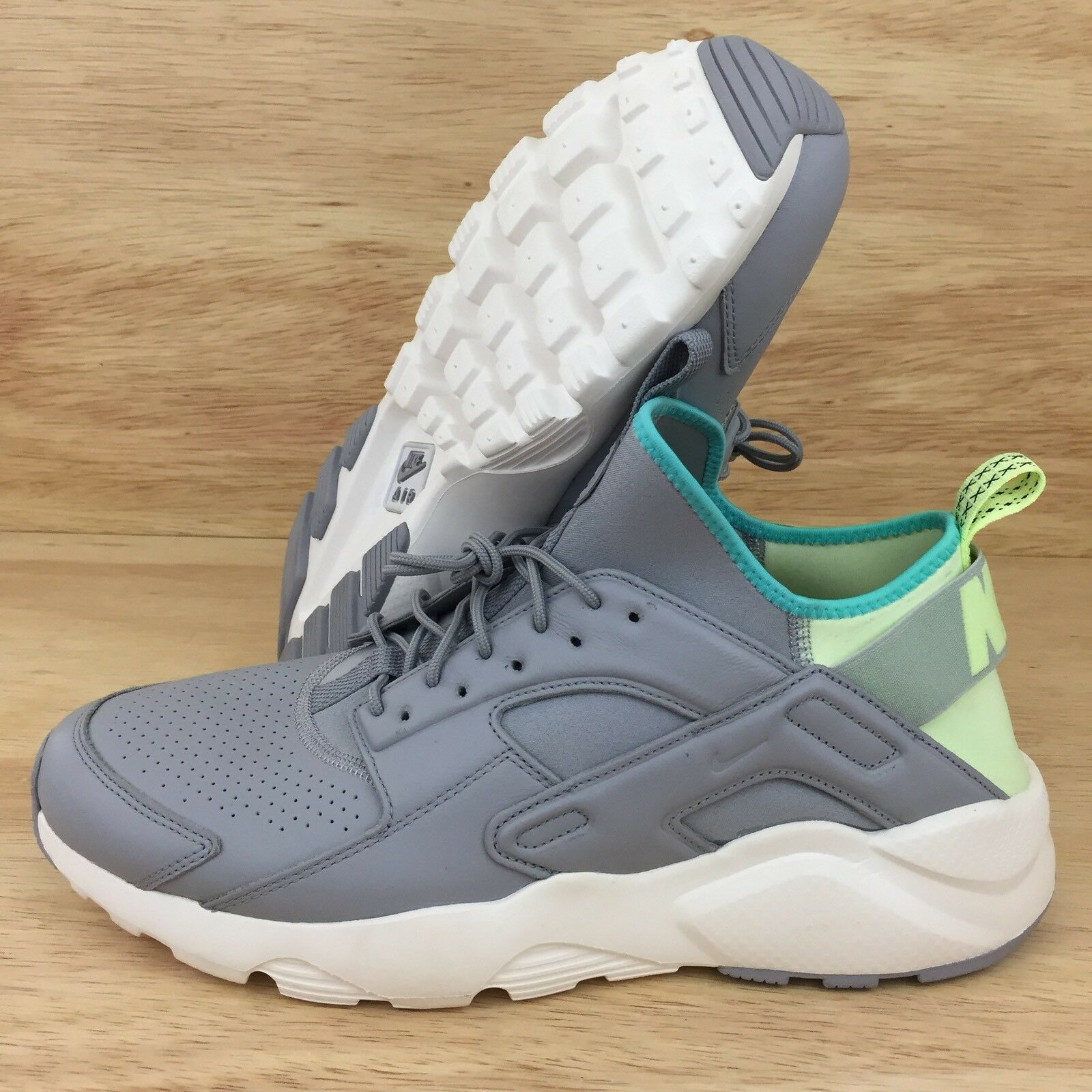New Nike Air Huarache Run Ultra Mens Shoes Size 13 Sneakers 875841 002